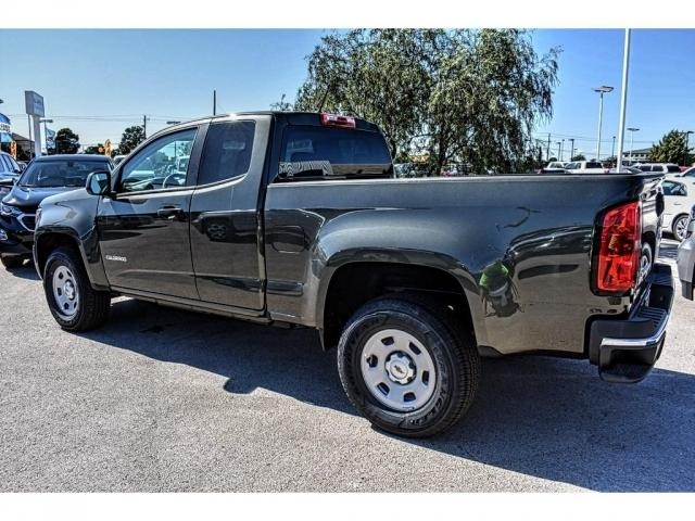 2018 Colorado Extended Cab Pickup #J1110952 - photo 8