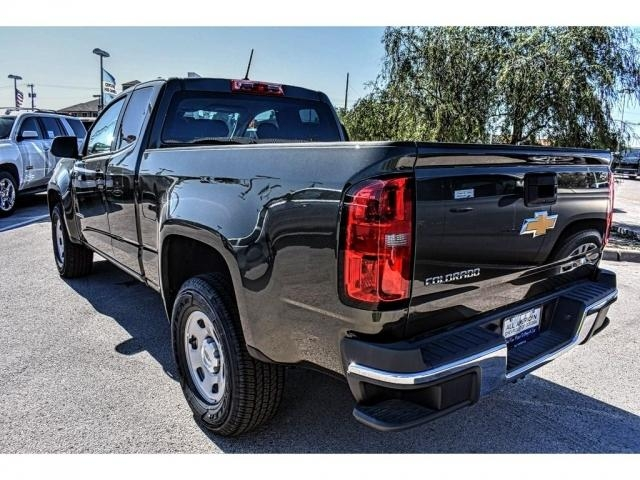 2018 Colorado Extended Cab Pickup #J1110952 - photo 9