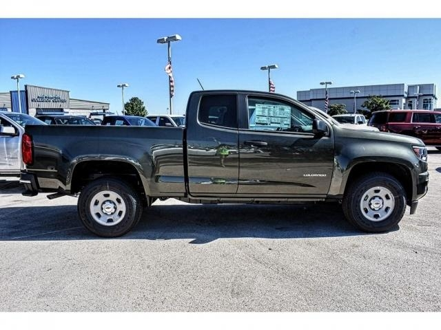 2018 Colorado Extended Cab Pickup #J1110952 - photo 12