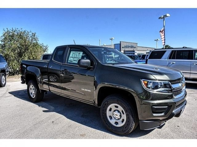 2018 Colorado Extended Cab Pickup #J1110952 - photo 26