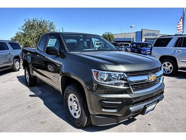 2018 Colorado Extended Cab, Pickup #J1110952 - photo 3