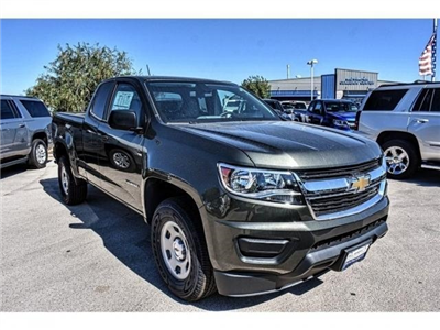 2018 Colorado Extended Cab 4x2,  Pickup #J1110952 - photo 3