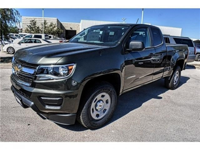 2018 Colorado Extended Cab 4x2,  Pickup #J1110952 - photo 6