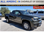2018 Colorado Extended Cab Pickup #J1110952 - photo 1
