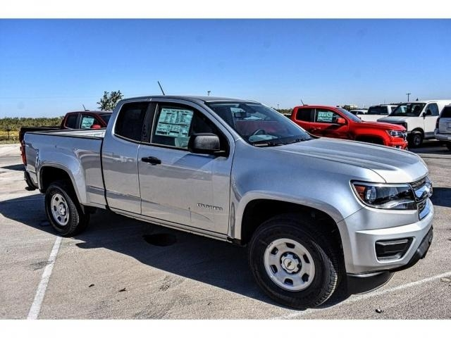 2018 Colorado Extended Cab Pickup #J1113117 - photo 26