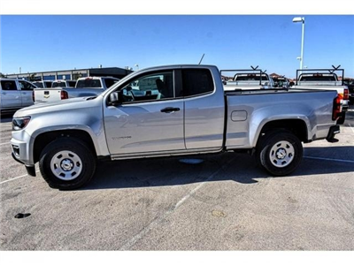 2018 Colorado Extended Cab Pickup #J1113117 - photo 7