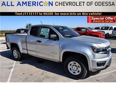 2018 Colorado Extended Cab,  Pickup #J1113117 - photo 1