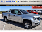 2018 Colorado Extended Cab Pickup #J1113117 - photo 1