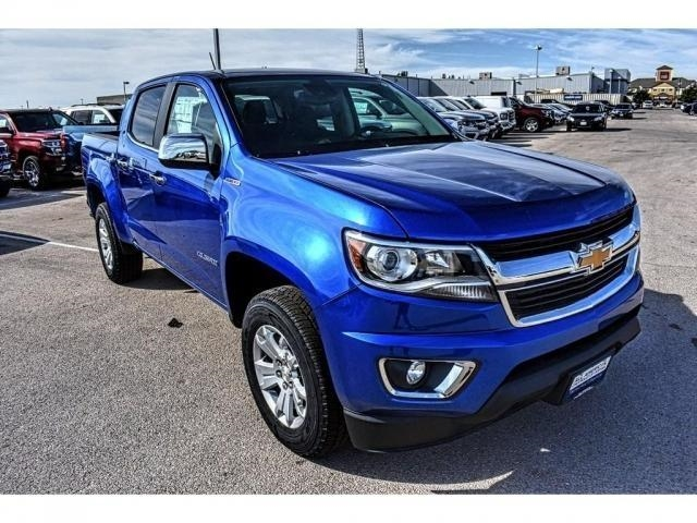2018 Colorado Crew Cab, Pickup #J1114035 - photo 3