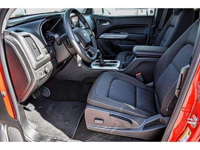 2018 Colorado Extended Cab Pickup #J1117488 - photo 19