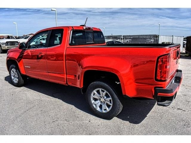 2018 Colorado Extended Cab Pickup #J1117488 - photo 8