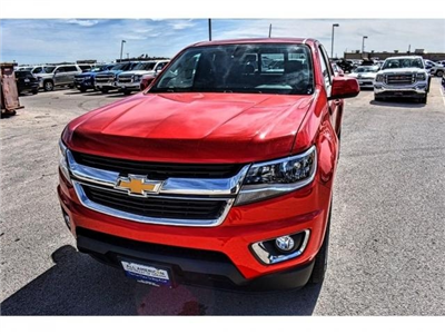 2018 Colorado Extended Cab Pickup #J1117488 - photo 5