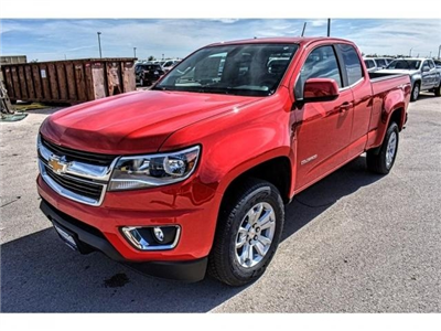 2018 Colorado Extended Cab Pickup #J1117488 - photo 6