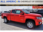2018 Colorado Extended Cab Pickup #J1117488 - photo 1