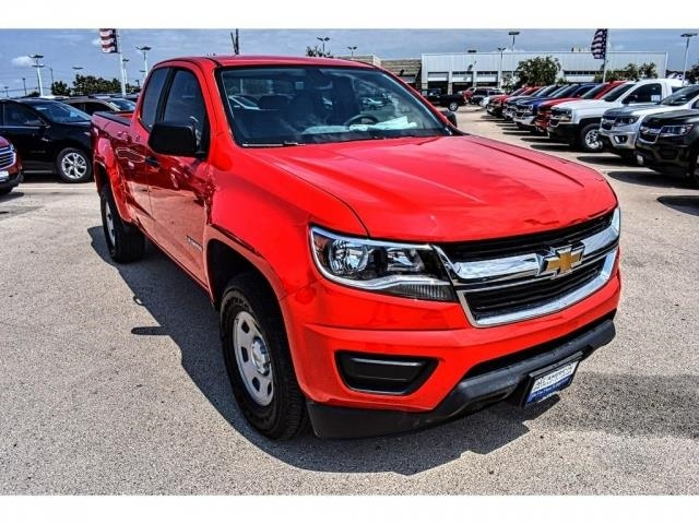2018 Colorado Extended Cab 4x2,  Pickup #J1169039 - photo 3