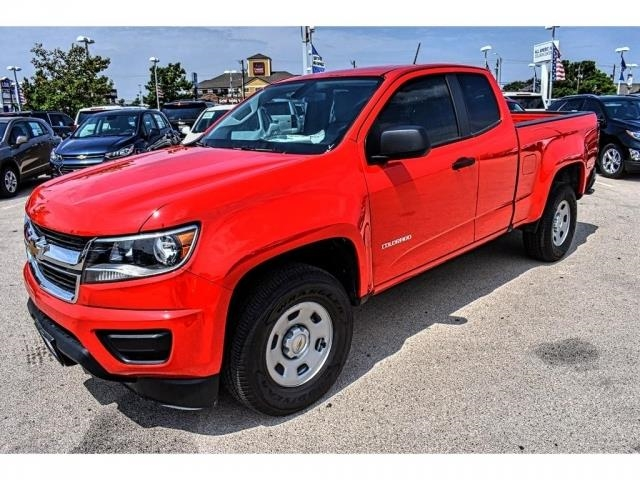 2018 Colorado Extended Cab 4x2,  Pickup #J1169039 - photo 6