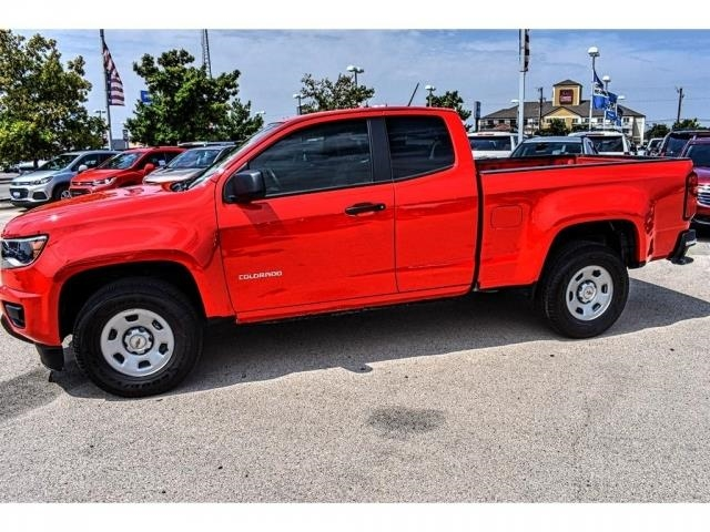 2018 Colorado Extended Cab 4x2,  Pickup #J1169039 - photo 7