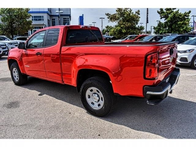 2018 Colorado Extended Cab 4x2,  Pickup #J1169039 - photo 8