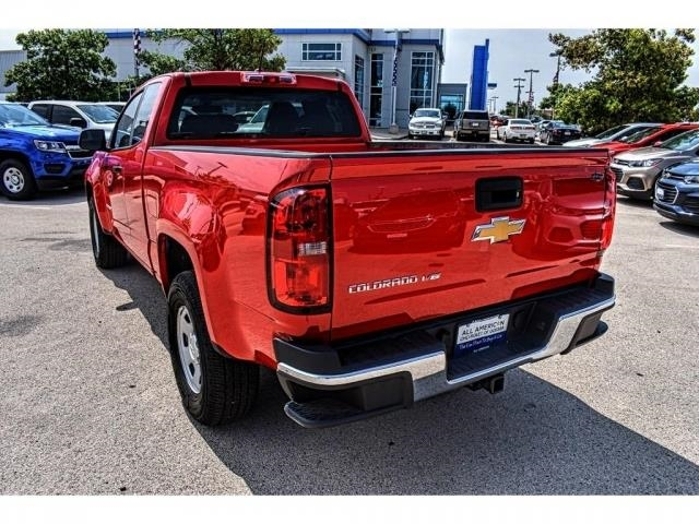 2018 Colorado Extended Cab 4x2,  Pickup #J1169039 - photo 9