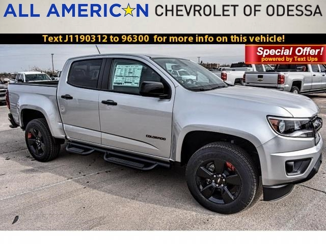 2018 Colorado Crew Cab 4x2,  Pickup #J1190312 - photo 1