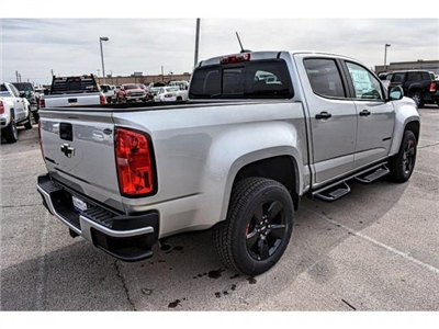 2018 Colorado Crew Cab 4x2,  Pickup #J1190312 - photo 2