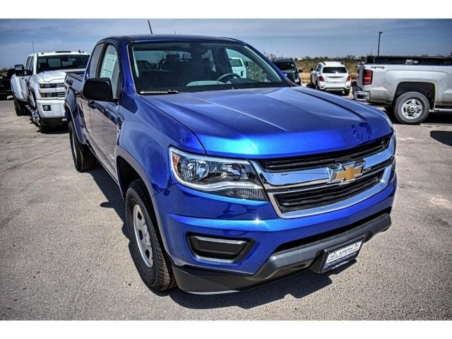 2018 Colorado Extended Cab 4x2,  Pickup #J1225208 - photo 3