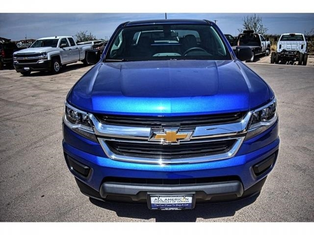 2018 Colorado Extended Cab 4x2,  Pickup #J1225208 - photo 4