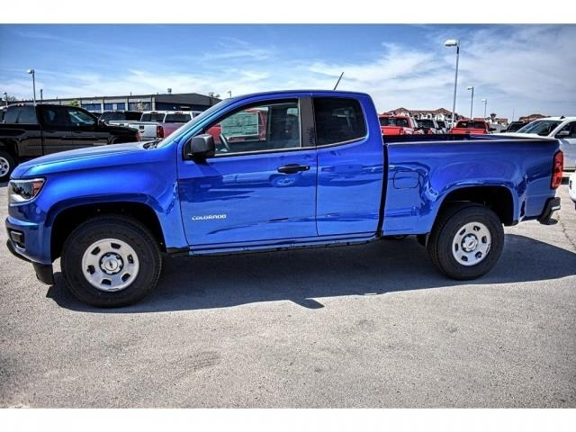 2018 Colorado Extended Cab 4x2,  Pickup #J1225208 - photo 7