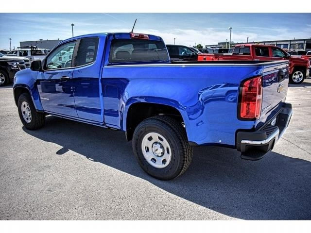 2018 Colorado Extended Cab 4x2,  Pickup #J1225208 - photo 8