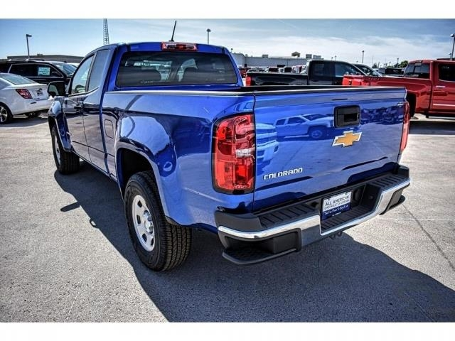 2018 Colorado Extended Cab 4x2,  Pickup #J1225208 - photo 9