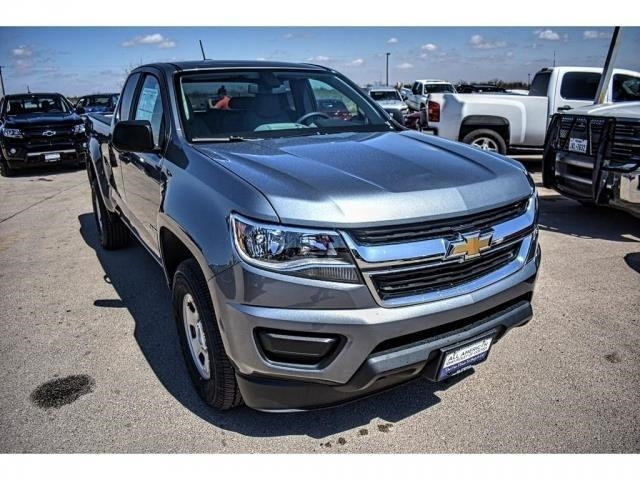 2018 Colorado Extended Cab, Pickup #J1233611 - photo 3