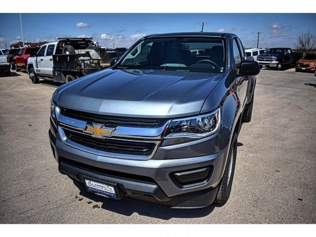 2018 Colorado Extended Cab, Pickup #J1233611 - photo 5