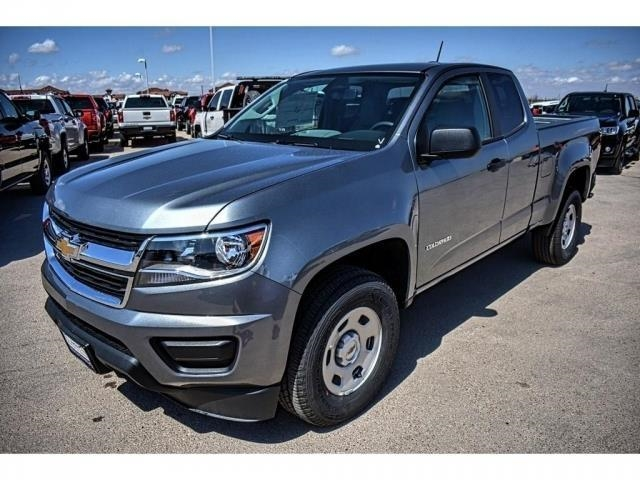 2018 Colorado Extended Cab, Pickup #J1233611 - photo 6