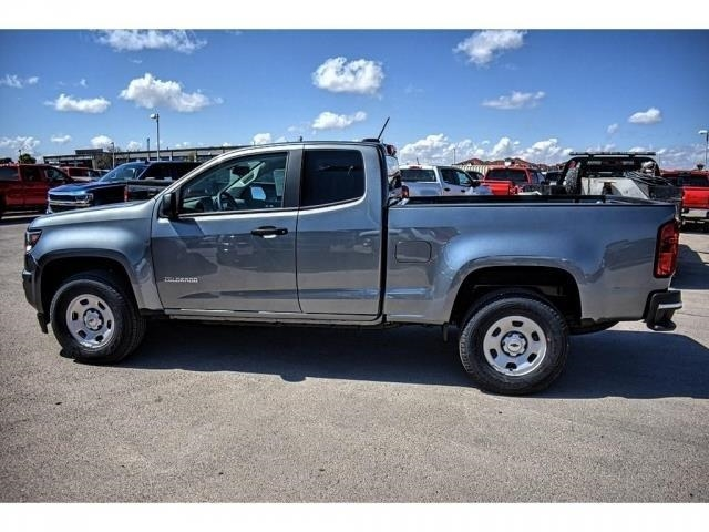 2018 Colorado Extended Cab, Pickup #J1233611 - photo 7