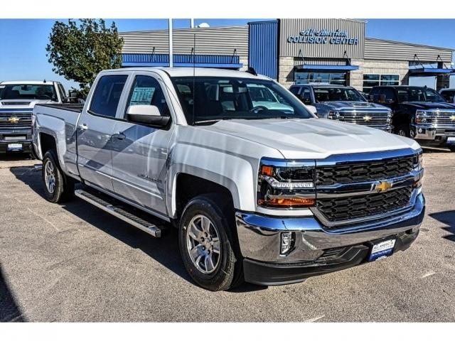 2018 Silverado 1500 Crew Cab Pickup #JF126996 - photo 3