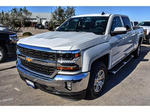 2018 Silverado 1500 Crew Cab Pickup #JF126996 - photo 5