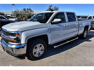 2018 Silverado 1500 Crew Cab Pickup #JF126996 - photo 6