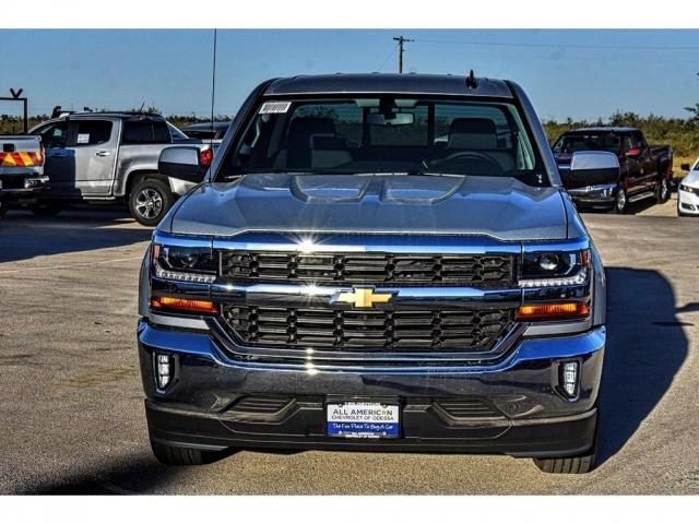 2018 Silverado 1500 Crew Cab, Pickup #JF127736 - photo 4