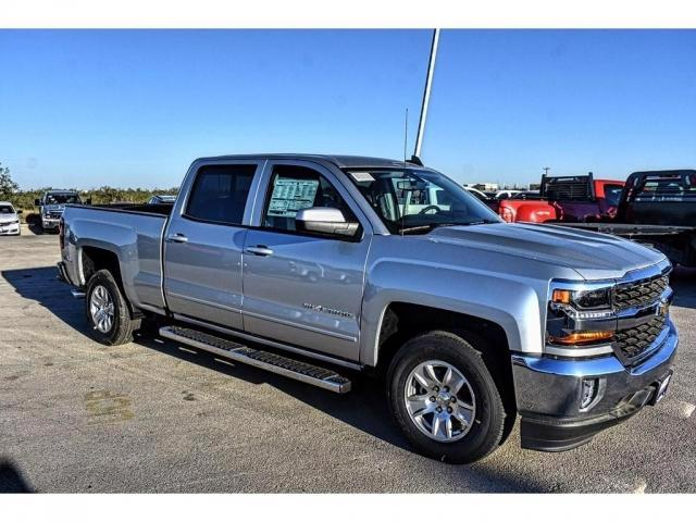 2018 Silverado 1500 Crew Cab, Pickup #JF127736 - photo 1