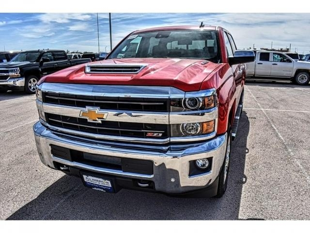 2018 Silverado 2500 Crew Cab 4x4 Pickup #JF131150 - photo 5