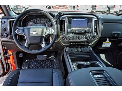2018 Silverado 2500 Crew Cab 4x4 Pickup #JF131150 - photo 17