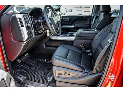 2018 Silverado 2500 Crew Cab 4x4 Pickup #JF131150 - photo 19