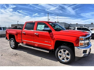 2018 Silverado 2500 Crew Cab 4x4 Pickup #JF131150 - photo 26