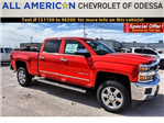 2018 Silverado 2500 Crew Cab 4x4 Pickup #JF131150 - photo 1
