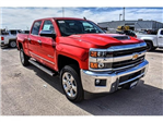 2018 Silverado 2500 Crew Cab 4x4 Pickup #JF131150 - photo 3