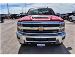 2018 Silverado 2500 Crew Cab 4x4 Pickup #JF131150 - photo 4