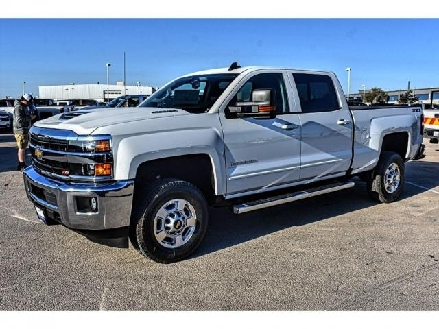 2018 Silverado 2500 Crew Cab 4x4,  Pickup #JF150177 - photo 6