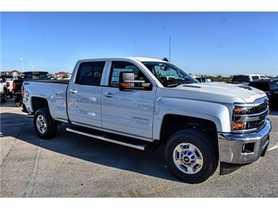 2018 Silverado 2500 Crew Cab 4x4,  Pickup #JF150177 - photo 31