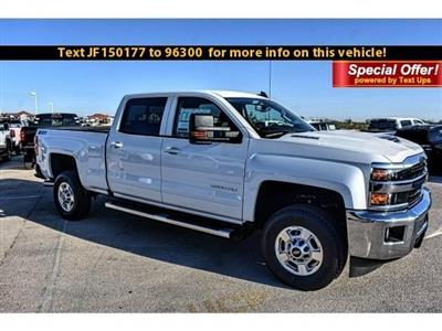 2018 Silverado 2500 Crew Cab 4x4,  Pickup #JF150177 - photo 1