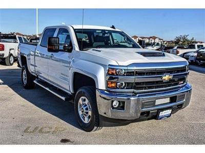 2018 Silverado 2500 Crew Cab 4x4,  Pickup #JF150177 - photo 3